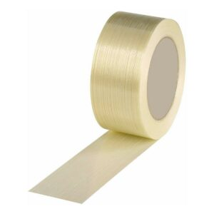 Filament-Klebeband transparent <b>50mmx50m</b>