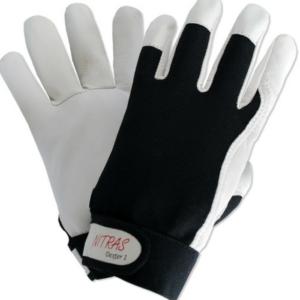 Mechaniker-Handschuh aus Nappaleder Nitras Dexter 1