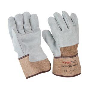 """Rindspaltleder-Handschuh """"Derispa"""""""