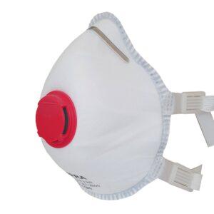 Atemschutzmaske FFP3 mit Ventil Supra 2301