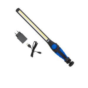 Lampe LED Li-MH USB-Ladeanschluss