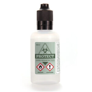 Protect Desinfektionsmittel 50ml (10er Pack)