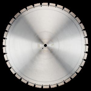 RHODIUS LD200 SPEED Diamanttrennscheibe 600 x 13,0 x 3,6 x 25,40mm