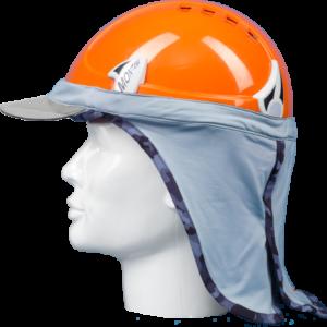 Sunity Nackenschutz mit Stirnblende – UPF 50+ SunCool (1&2)