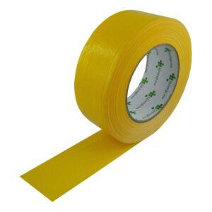 Gewebeband gelb, StrongLine T250, 45mmx50m