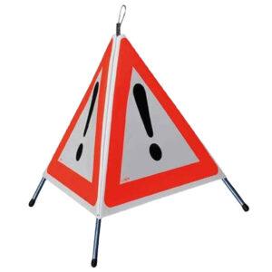 Signal-Pyramide Andere Gefahren reflektierend! ADR 60R Für alle ADR-Transport