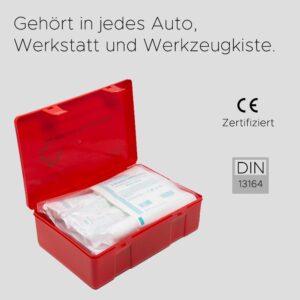 Erste Hilfe Set, DIN13164