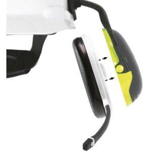 Kabelloses Bluetooth Headset für die Serie X, 3M Peltor