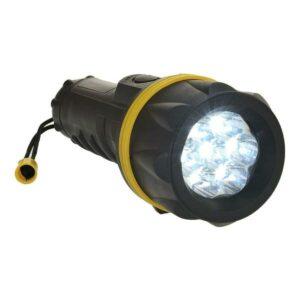 """Sicherheits-Taschenlampe """"7-fach LED"""", Portwest PA60"""