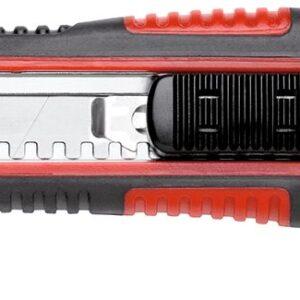 Cuttermesser 5 Klingen-B.18mm +Anspitzer